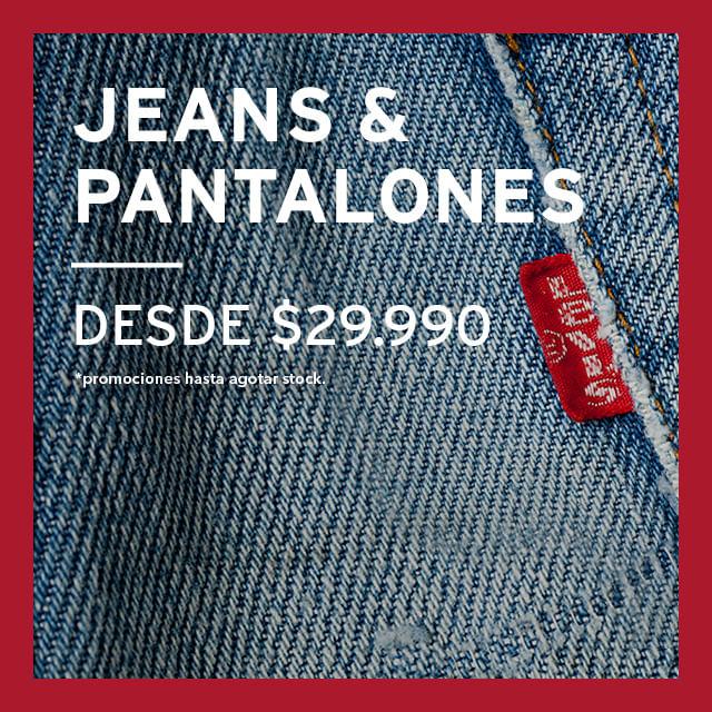 Levis Chile Pantalones Navidad
