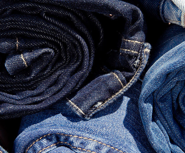 Banner cuida tus jeans Levis Chile