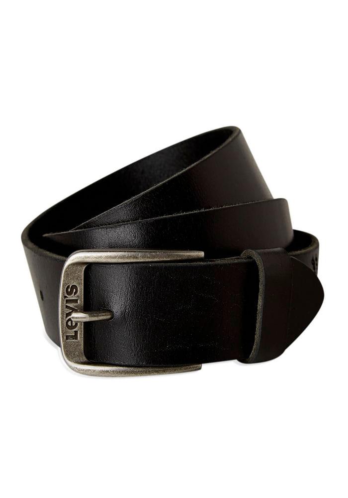 955f5c207 Cinturón Cuero Hebilla Levis-Alturas Regular Black - Levis Chile