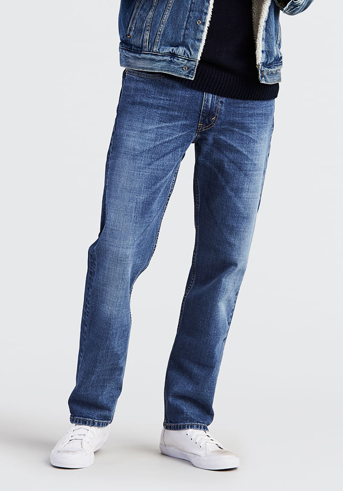 514™ Straight Fit Jeans Broom - Levis Chile 128db85f566