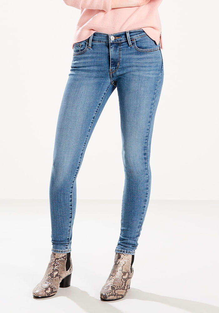 1a086008d6 710 Super Skinny Fit Jeans Indigo Splash - Levis Chile