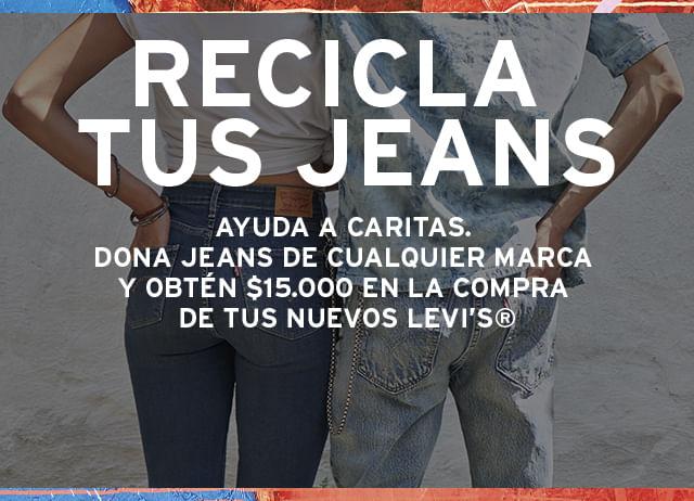 be4f5e1b9f1 Recicla – Levis Chile